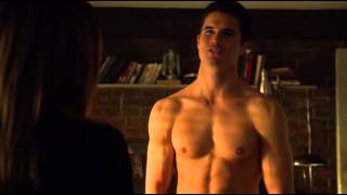 The Tomorrow People: Stephen and Hillary 1x18 hot scene