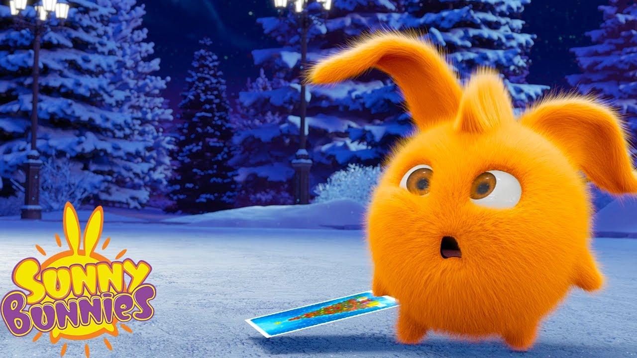 SUNNY BUNNIES - Winter Freeze   Season 1   Cartoons for Children