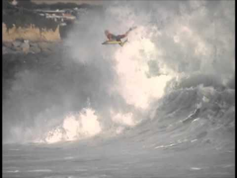 BIGGEST AIR EVER AT WEDGE:  DAVID LONG