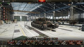 World of Tanks - IS 7 Heavy Tank Mission HT-15 for T 55a