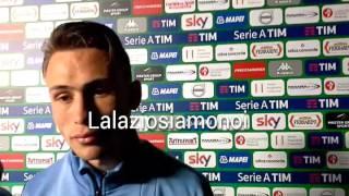 Lombardi a Sassuolo - Lazio