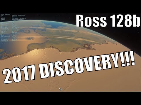 Ross 128b - Is This Our New Future Home?