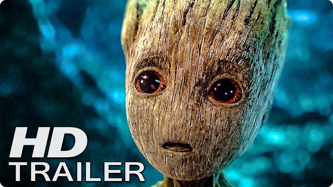 guardians of the galaxy 2 trailer deutsch