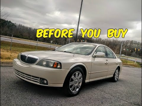 2005 Lincoln Ls V8 >> Watch This Before You Buy A Lincoln Ls V8