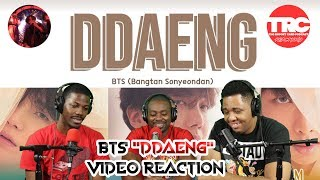 "BTS ""Ddaeng"" Mp3 Reaction"