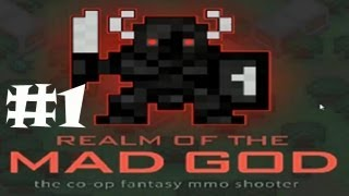 Realm Of The Mad God - Part 1 - The Wizard (Commentary)