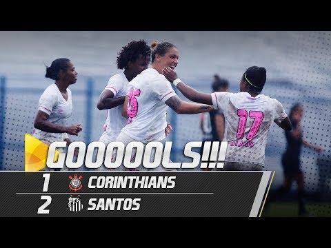 Corinthians 1 x 2 Sereias da Vila | GOLS | Brasileirão (21/03/19)