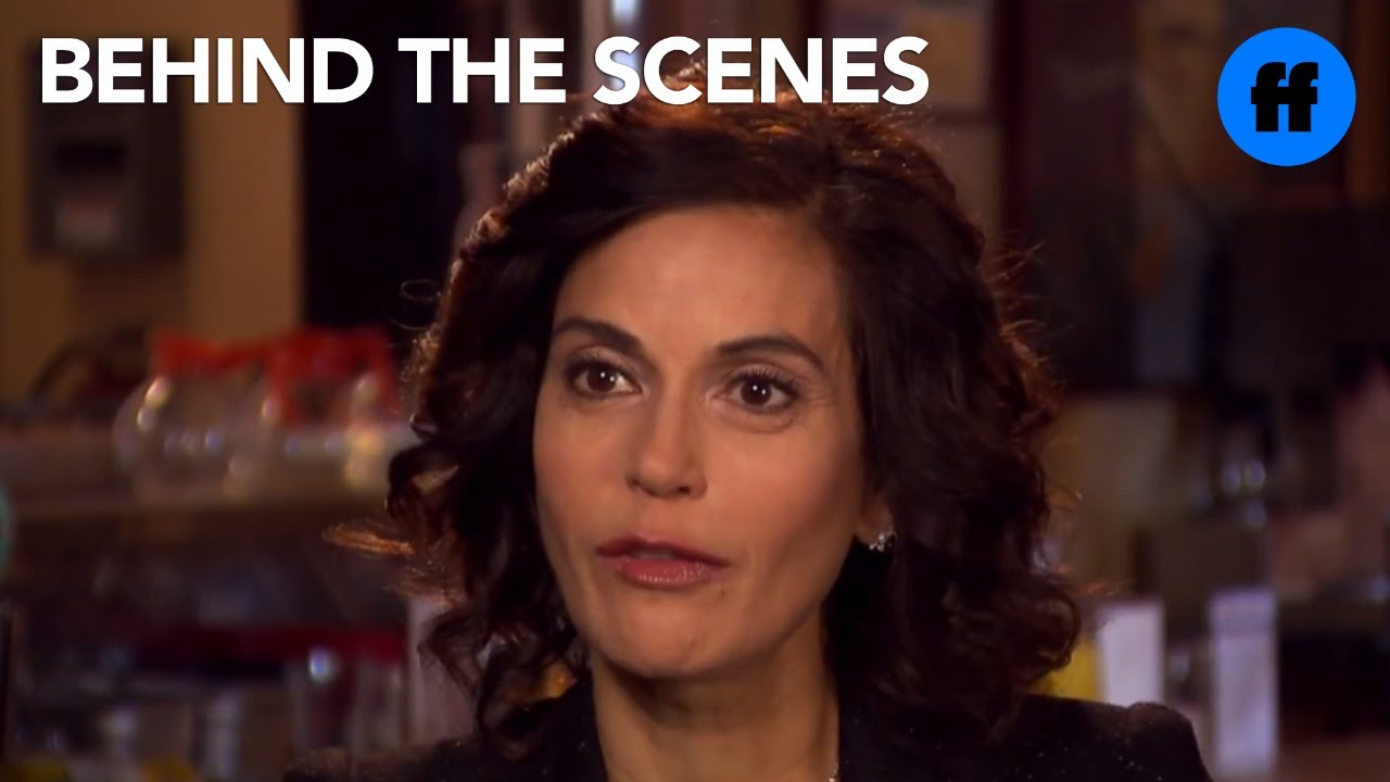 Twisted - Behind the Scenes with Teri Hatcher