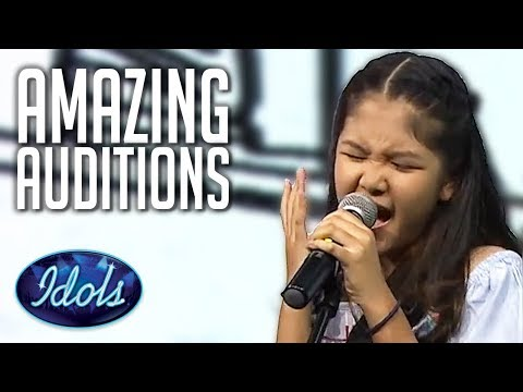 BEST Of The GIRLS On Indonesian Idol Junior Part 2! | Idols Global