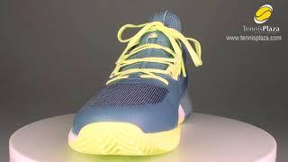 adidas Adizero Defiant Bounce Tennis Shoes 3D View   Tennis Plaza Review