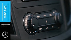 Mercedes-Benz Euro 6 Vito Taxi: Vehicle Features