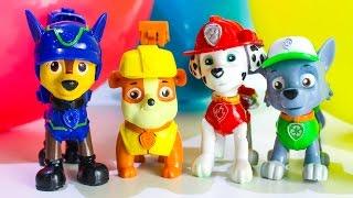 ЩЕНЯЧИЙ ПАТРУЛЬ Нові серії Пропала Скай Розвиваючі мультфільми для малят про іграшки Paw Patrol