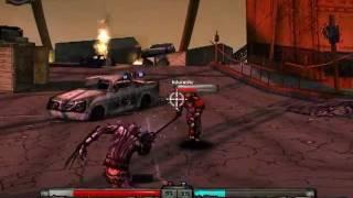 Ruined Online - gameplay