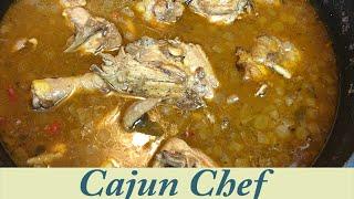 Chicken Stew (Real Cajun Recipe)