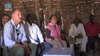 Video UNMISS SRSG visits Bentiu and Leer download MP3, 3GP, MP4, WEBM, AVI, FLV Agustus 2018