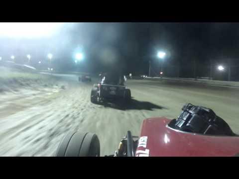 dwarf car race deerfield raceway blown motor july 18 2015