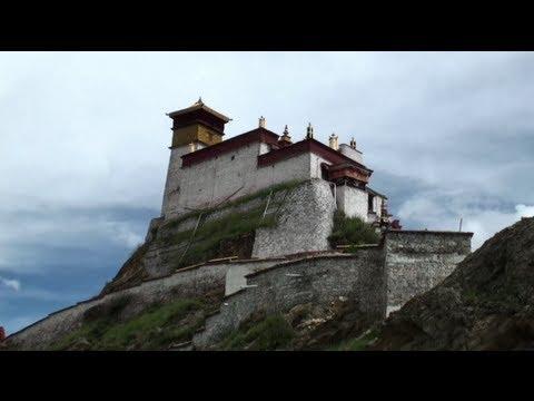 The Yungbulakang palace (Tsetang - Tibet - China)