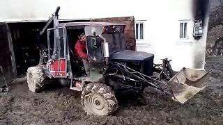 Tractor prototip Nelega Roman