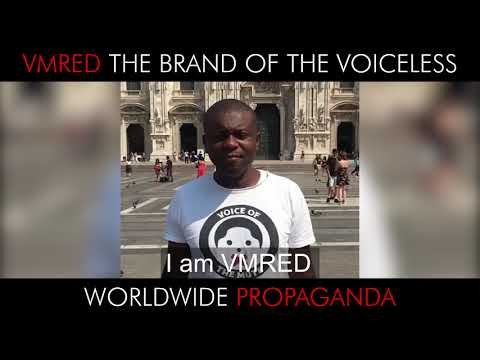 VMRED WORLDWIDE PROPAGANDA