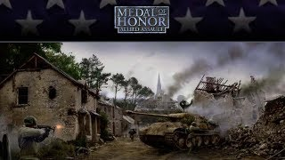 Medal of Honor: Allied Assault(2002г) - В тылу врага
