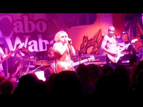 Marching To Mars (Sammy Hagar And The Wabos)