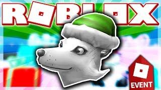 HOW TO GET THE ARCTIC FOX!! (ROBLOX HOLIDAY EVENT - Icebreaker!)