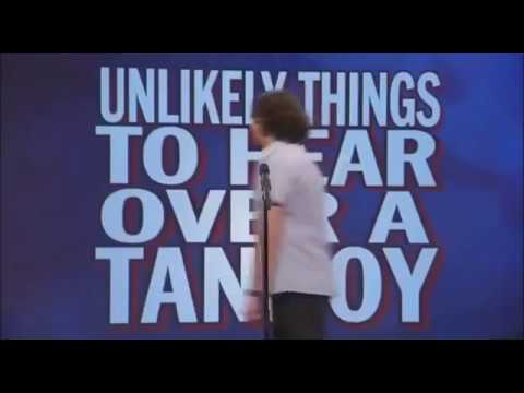 Mock The Week: Micky Flanagan Scenes We'd Like To See