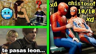 10 Chistes Épicos en los Videojuegos que NO Entendiste