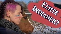 Ein echter Krieger? Indianische Kriegsbemalung und ihre Bedeutung  | Serenity Horses