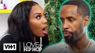 Did Safaree Admit to CHEATING On Erica?! 😳 Love & Hip Hop Atlanta