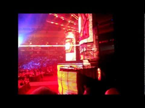 Royal Rumble 2011 Entrances for all 40 Superstars LIVE