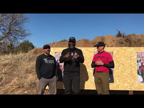 "Training with Benghazi Heroes Kris ""Tanto"" Paronto and Dave ""Boon"" Benton"