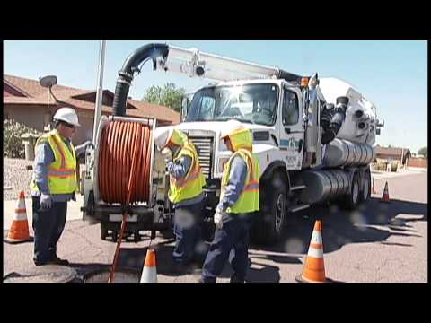 Glendale's proactive approach to sanitary sewer maintenance