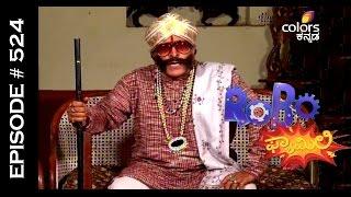 Robo Family - 10th June 2015 - ರೋಬೋ ಫ್ಯಾಮಿಲಿ - Full Episode
