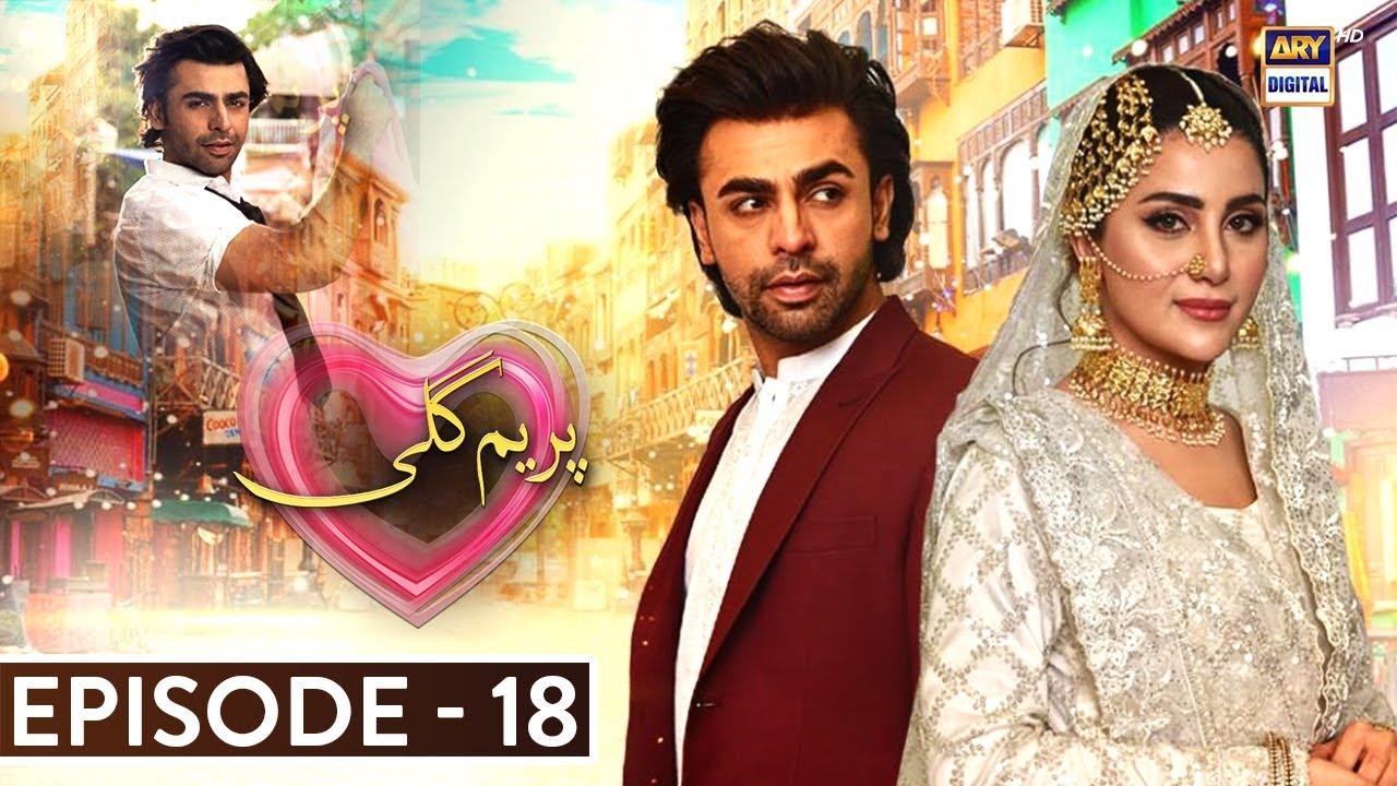 Download Prem Gali Episode 18 [Subtitle Eng] - 14th December 2020 - ARY Digital Drama
