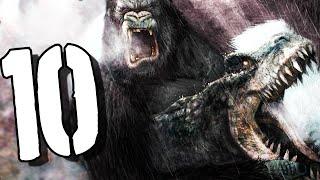10 niesamowitych prehistorycznych bestii [TOPOWA DYCHA]