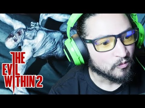 NEW MONSTER DEBUT - The Evil Within 2 Part 4