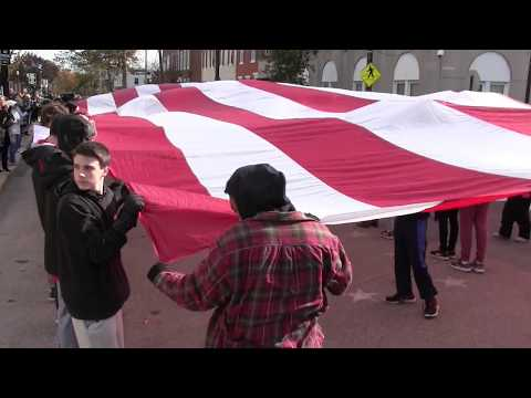 58th Annual Media, Pennsylvania Veteran's Day Parade