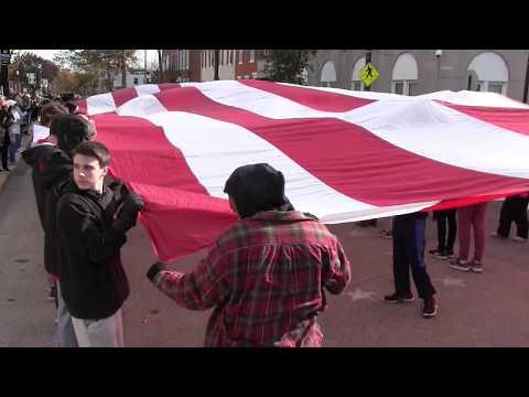 58th Annual Media, Pennsylvania Veteran's Day Parade