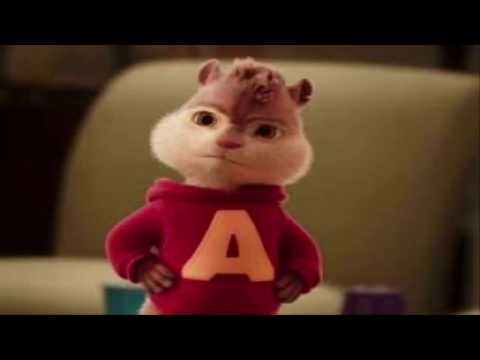 Alvin and squirrels singing Ghost Rider Monster Fast Version (x150)