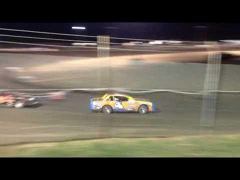 Factory Stock Heat 2 Superbowl Speedway 8-17-19