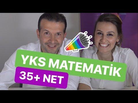 YKS Matematikte 35 üstü Net Nasıl Yaparım? ( Dereceye girmek isteyenler )