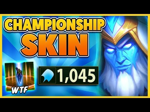*NEW ANIMATIONS* THE NEW BEST CHAMPIONSHIP (1045 AP) - BunnyFuFuu