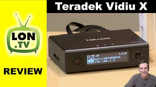Teradek Vidiu X / Sharelink Review - Live Streaming Box with Bonded Connection!