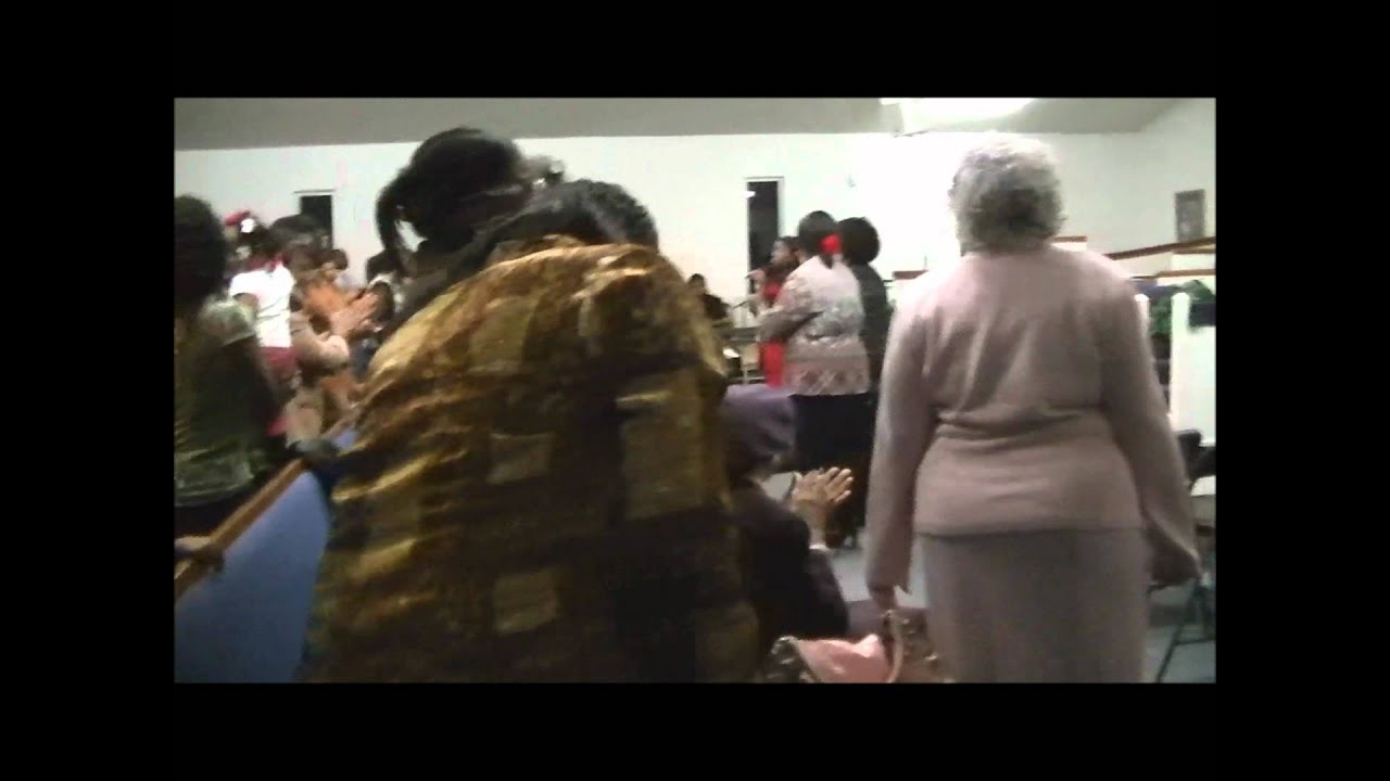 2f15845b6c2a Old School COGIC Praise Service @ Graham Temple COGIC - YouTube