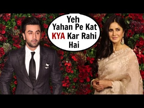 Ranbir Kapoor IGNORES Katrina Kaif At Deepika Padukone & Ranveer Singh's Wedding Reception