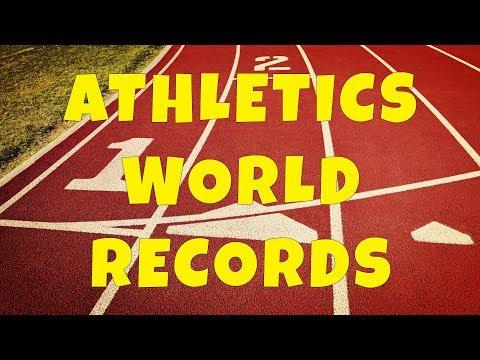 Athletics World Records | HD