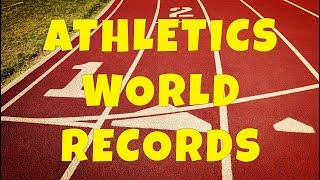 Athletics World Records | HD