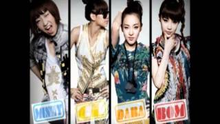2NE1-I Am The Best-[Ringtone]