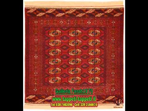 200 1 tappeti quadrati persiani galleria farah1970 youtube - Tappeti quadrati ...